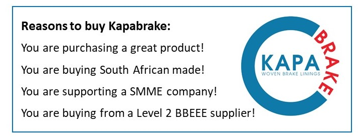 why buy kapabrakes